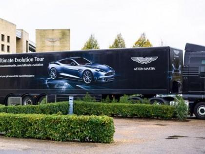 #ultimateEvo – Aston Martin Tour
