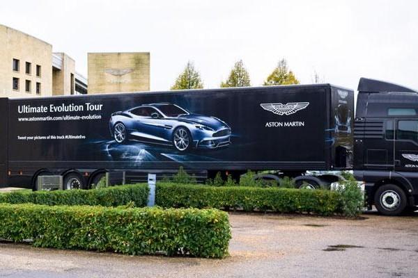Aston Martin – Ultimate Evolution Tour