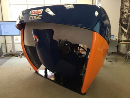 JMI-Castrol EDGE Drive Experience Simulator