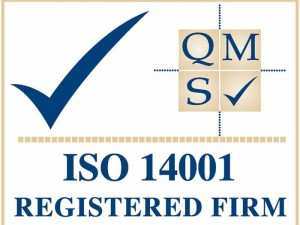 GLM awarded ISO 14001