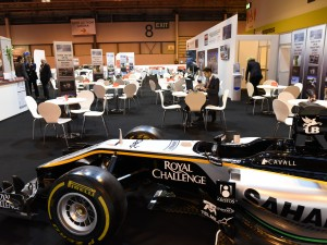 Force India and the MIA at Autosport Int'l