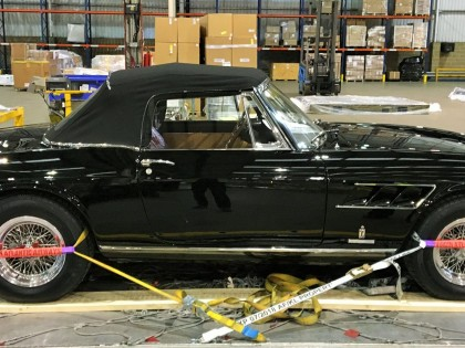 Classic Automotive Logistics Stateside
