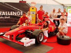 Czech Republic Roadshow for Shell