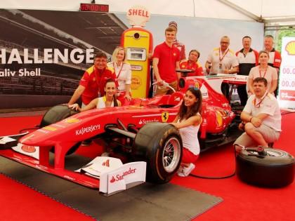 Czech Republic Roadshow for Shell